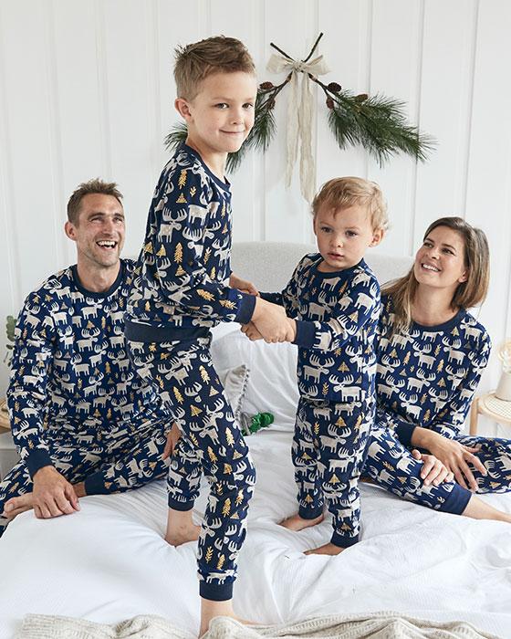 Pyjama Matching Family
