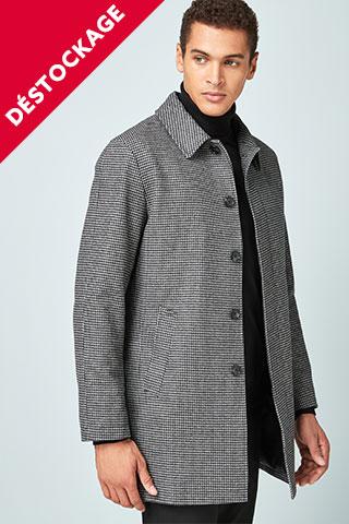 Manteaux et vestes en liquidation